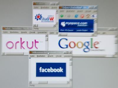 Soziale netzwerke nutzer mit daten immer noch sorglos